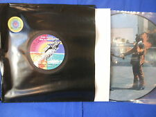 PINK FLOYD WISH YOU PICTURE DISC + PLASTIC BAG + POSTCARD VERY LIMITED EXC+