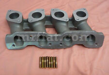 Fiat 124 Spider Twin Carburetor 40 Inlet Manifold 1970-80 New