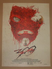 Alex Pardee 300 Rise of An Empire Movie Poster Print 2014 Mondo Art