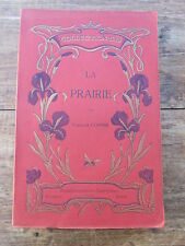 LA PRAIRIE PAR J.F COOPER CASTERMAN COLLECTION IRIS