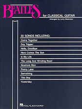 The Beatles Classical Guitar Learn to Play Yesterday Pop Rock TAB Music Book