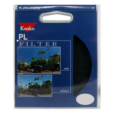 NEW Original Kenko CPL 52mm Filter Cir-PL Polarizer Camera Filter Made in Japan
