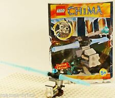 Lego® - LOC391502 - Ice Crossbow Polybag - Legends of Chima - Limited Edition !