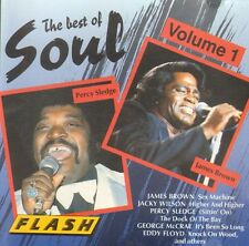 VARIOUS (JAMES BROWN / SAM & DAVE / GEORGE MCCRAE) - The Best Of Soul Volume 1