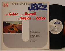 Grant Green & Kenny indossata Curcio Jazz FOC NM # 38