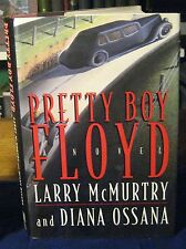 Pretty Boy Floyd, 3rd printing, SIGNED by authors Larry McMurtry & Diana Ossana