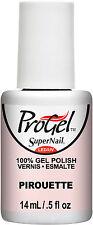SuperNail ProGel Color Polish Pirouette - Crème - 14 mL / 0.5 fl oz (81405)