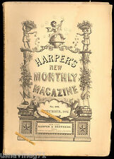 Harper's Monthly Magazine, Sept 1882, In Surrey, Spanish Vistas, Weibertreue