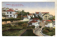 East Quarter - Madeira Photo Postcard c1910