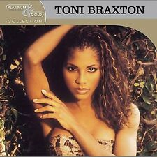 Platinum & Gold Collection by Toni Braxton (CD, Oct-2004, BMG Heritage)***NEW***