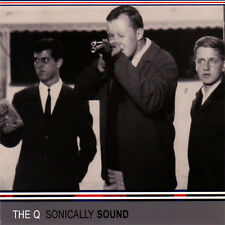 THE Q Sonically Sound LP . mod power pop undertones jam buzzcocks adverts