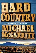NEW,  HARD COUNTRY, MICHAEL MCGARRITY, OLD WEST, HARD COVER