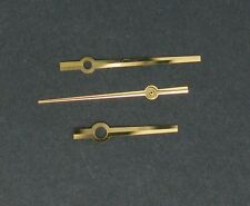 Hands 3035 3135 Shinny Yellow gold tone new style for Rolex no luminous