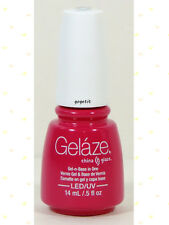 Gelaze China Glaze Color Gel-n-Base Gel Polish 81640- Make an Entrance