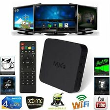2G MXQ Smart Android 4.4 TV Box Quad Core Mini PC H.265 HDMI 1080P XBMC playera