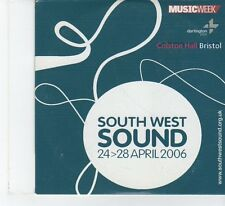 (FR35) South West Sound April 2006, 17 tracks various artists - 2006 CD