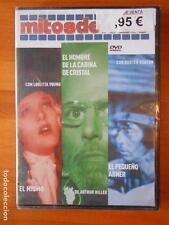 DVD EL MISMO / EL HOMBRE DE LA CABINA DE CRISTAL / EL PEQUEÑO ABNER - NUEVA (X7)