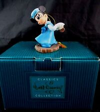 """WDCC """"Mrs. Cratchit"""" Ornament Minnie Mouse from Mickey's Christmas Carol In Box"""