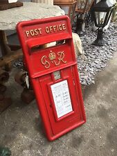 British ROYAL MAIL GR vi GHISA casella postale ANTERIORE POST OFFICE BOX Facia