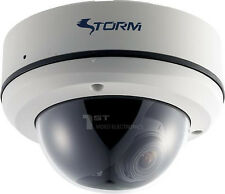 Eyemax DT-614V STORM outdoor dome security camera, 650 TVL HERO DSP, DUAL power