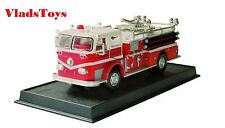 Amercom Fire Trucks 1:64 Seagrave K-Type Pumper Kentucky 1971 ACSF29