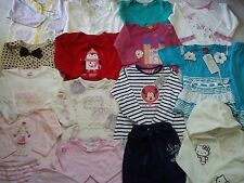 NICE 64 NEXT ZARA NIKE TED BAKER BUNDLE BABY GIRL CLOTHES 6/9 MTHS 9/12 MTHS (7