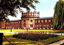 Wiesbaden - Biebrich , Schloß , Ansichtskarte, ungelaufen