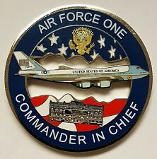 POTUS Commander-in-Chief USAF Air Force One Andrews Air Force Base Serial # 2097