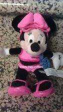 Disneyland Minnie Dressed in beach attire Beanie with tag mint retired Vintage