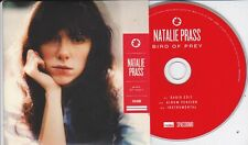 NATALIE PRASS BIRD OF PREY RARE 3 TRACK PROMO CD
