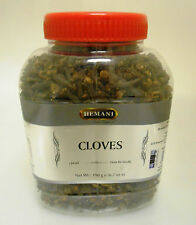 Hemani 190 grams / 6.7oz Clove Buds in Jar Grade A++ Quality Imported USA SELLER