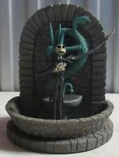 Disney Tim Burtons Nightmare Before Christmas Jack water fountain