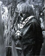 Doctor Who Signed Photo: CHRIS WEBB (Monoid, The Ark) Genuine Autograph