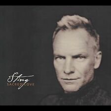 Sting: Sacred Love  Audio CD