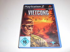 PlayStation 2   PS2  Vietcong - Purple Haze