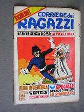 CORRIERE DEI RAGAZZI n. 48 - 01/12/1974 - ANNO III - OTTIMO