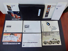 98 1998 BMW E36 M M3 Coupe Sedan Owners Manuals Drivers Books Pouch Set  # N143