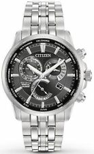 NEW Citizen Eco Drive Mens Calibre 8700 Perpetual Calendar Date BL8140-55E