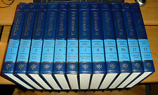 SET Encyclopedia Britannica 15th (1991 Annuals) + (Science and the Future) -BLUE
