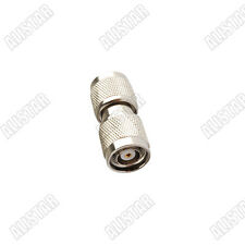 TNC male to RP TNC Plug Male Female center Straight Coax Adapter Connector