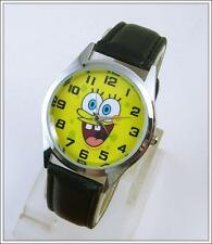 SpongeBob SquarePants Child Boy Girl Wrist Quartz Watch YBB2
