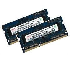 2x 2gb ddr3 1333mhz NOTEBOOK/NETBOOK MEMORIA SO-DIMM