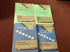 1997 BUICK PARK AVENUE Service Shop Repair Manual SET W TRANS UNIT MANUALS WOW