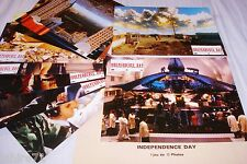 INDEPENDANCE DAY ! r emmerich jeu 12 photos cinema lobby cards fantastique