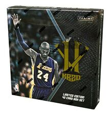2016 Panini Kobe Bryant Hero vs Villain Basketball Box Set