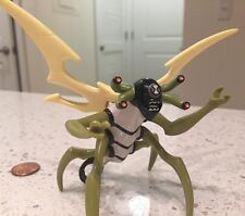 "Cartoon Network Ben 10 Stinkfly Stink Fly 3"" Big Ten Toy Figure # 61507 2006"