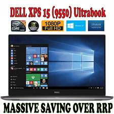 DELL XPS 15 9550 i7-6700HQ 256GB SSD/8GB GTX960 1080p WIN 10
