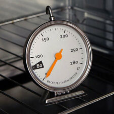 Stainless Steel Baking Oven Thermometer Kitchen Food Meat Cooking 50-280 ℃
