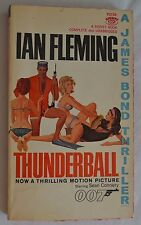 Fleming, Ian James bond: Thunderball, SIGNET BOOK P 2734, 1961 ( 31)