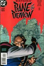 Batman - Bane of the Demon (1998) #2 of 4
